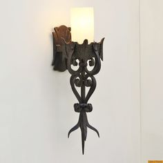 Rustic Wall Sconce – Rustic Homes Rustic Wall Lighting, Rustic Wall Sconces, Candle Wall Sconces, Outdoor Wall Lighting, Sconce Lighting, Wall Lamps, Large Rustic Chandeliers, Rustic Lamps, Rustic Decor
