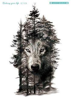 52 Tattoo Wolf Ideen Wolf Tattoos Wolf Tattoo 0