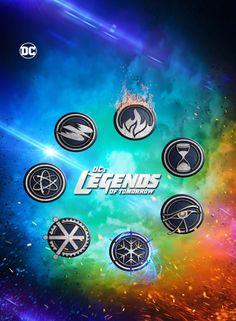 Affiches, posters et images de DC's Legends of Tomorrow (2016)