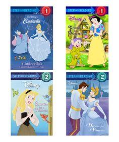 Another great find on #zulily! Disney Princess Friends Reader Paperback Set by Disney #zulilyfinds