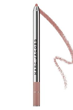 Marc Jacobs Beauty (P)Outliner Longwear Lip Pencil, $24; neimanmarcus.com