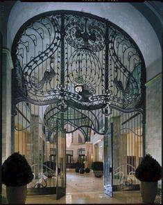 Art Nouveau Architecture 29