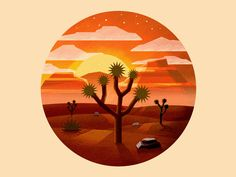 Joshua Tree by Joshua Ariza