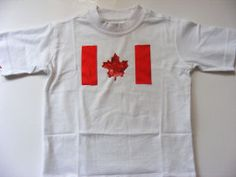 cute and easy idea to make Canada Day shirts Canada Day Shirts, Dominion Day, Canada Day Crafts, Colouring Pages, Cool Kids, Mens Tops, How To Make, T Shirt, Easy