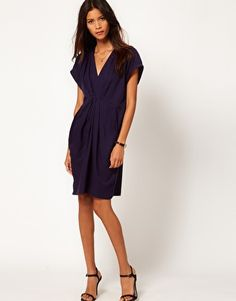 Whistles Suzie Tencel Dress - cute brand from the UK