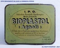 Bioplastol Agnoli - anni Venti