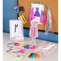 30-Piece Fashion Design Studio Kit | Fashion