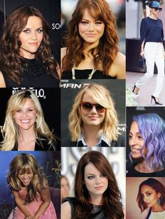 MORE HAIR TRENDS 2015