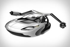 Books and films have long predicted that our futures would include flying automobiles, and now that future is ready to unveil. A four-seat hybrid with wings, the Terrafugia TF-X Flying Car looks like our futuristic dreams come true, giving you...