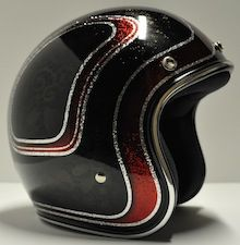 Chemical Candy Customs Vintage Bell Moto 3