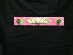 Valentine gift Pallet jewelry shelf  Floating by JackJacksWayart