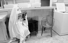 jamigreenfield : ghost in the laundrymat Ghost Photography, Photography Projects, Sheet Ghost, Harry Styles Songs, Niklas, Monster Prom, Ghost Photos, Halloween Disfraces, Ghost Stories