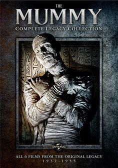 The Mummy: Complete Legacy Collection DVD | TCM Shop