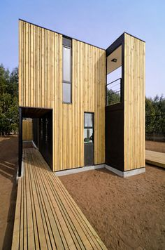 SIP Panel House: a prefab home in 10 days