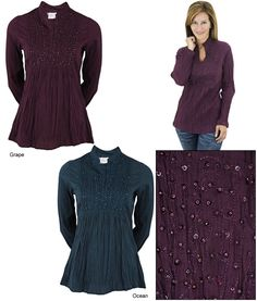 Hand-Beaded Tuxedo Tunic -  Every Purchase Fights Famine in the Horn of Africa & Combats Hunger in the U.S.