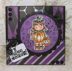 Bugaboo Halloween card