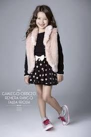 Resultado de imagen para niñas vestidas a la moda