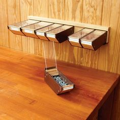 Take-kdekoľvek Hardware popolníc Spracovanie dreva plán z dreva Magazine