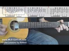"Guitar Cover / Tab ""The House Of The Rising Sun"" by MLR-Guitar - YouTube"