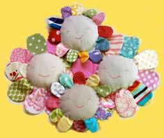 Cute and easy DIY toy to make for baby