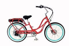 Comfort Bikes For Seniors Pedego bikes are designed with