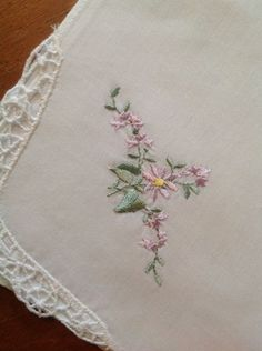 Vintage handkerchief  Ideal for special by Tedsandtreasures, £4.00