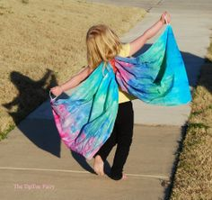Tutorial - How to Make Butterfly Wings