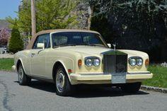 1991 Rolls-Royce Corniche III Convertible