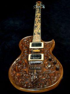 Beautiful guitar... wow