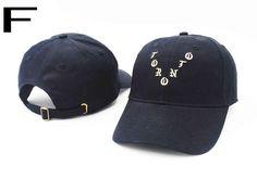 Men s   Women s Kanye West I Feel Like Pablo Toronto City Adjustable Baseball  Dad Hat - 49779847b4c3