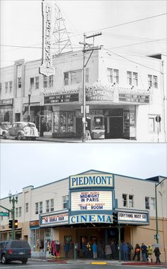 Piedmont Theater Marquee | Flickr - Photo Sharing!
