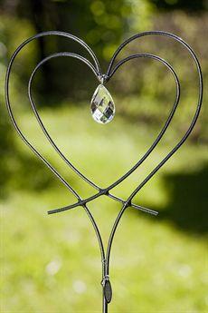 Copper Wire Crafts, Copper Wire Art, Diy Home Crafts, Garden Crafts, Henna Heart, Wire Tutorials, Metal Art Projects, Twisted Metal, Metal Garden Art