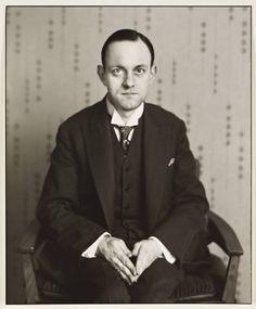 """""""Staatsanwalt"""", ca. 1931, photo: August Sander (1876-1964)"""