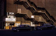 New York City, 1958 Inge Morath