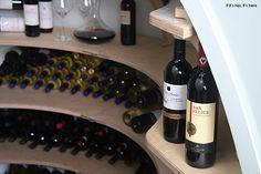 wine on shelves IIHIH