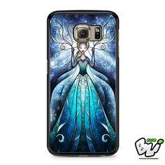 Elsa Frozen Samsung Galaxy S7 Case