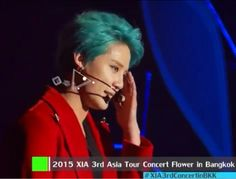 JUNSU✿ FLOWER / 2015 XIA 3rd Asia Tour Concert