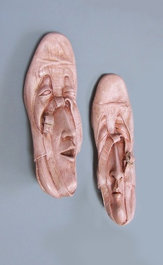 Shoe faces...just fabulous !
