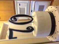 70th Birthday cake!!