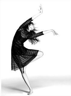 Olga Kurylenko by Driu & Tiago with styling for i-mad by Madame Figaro