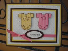 Twins!! by megala3178 - Cards and Paper Crafts at Splitcoaststampers