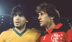 ZICO OU MARADONA | Flamengo RJ