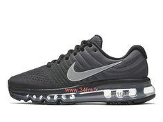 online retailer 71656 b6560 Nike Air Max 2017 GS Noir Blanc Chaussures Nike Running Pas Cher Pour Femme  851622 001-Site officiel de Nike 2019! Tn dealer shoes France.