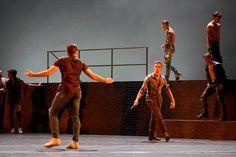 West Side Story / Photo Credit: Bettina Stöß / #staatstheatersaarland