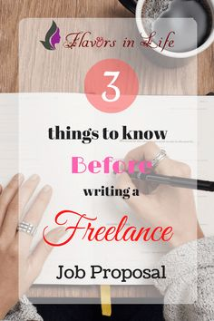 This post includes all the details about the important factors to consider while writing a proposal as a freelancer. Check out the complete article that comprises of.....