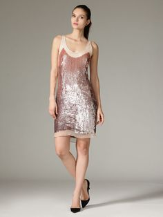 Sequin Cocktail Dress by RED Valentino