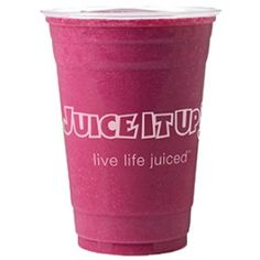 The Red Fusion, packed with fresh wholesome beets, pineapple, red grapes, strawberries, and banana is the perflect blend of healthy and delicious. This tasty 100% raw drink is perfect for those with a sweet tooth who are also calorie conscious. With only 190 calories and 6 grams of fiber, its...