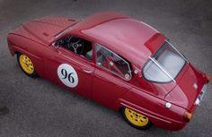 1966 Saab 96 grp1 racer
