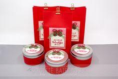 Mini-Keksdosen und große Geschenktüten für Weihnachten   hergestellt von Mediendesign Moser mit Stampin'Up!