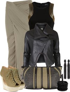 """Untitled #1347"" by lisa-holt on Polyvore"
